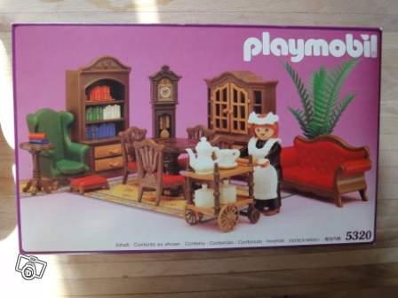 Playmobil salon for Salon playmobil