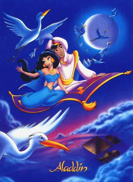 Aladin (2019) - DVD   FilmGame