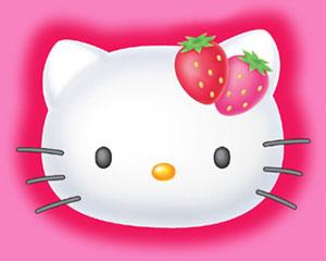 framboise et fraise  dans Hello Kitty yuragrf0