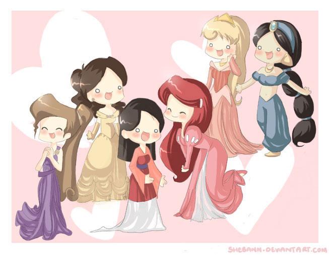 Princesses Disney - Page 4 Z4wyeika